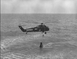 Alan B. Shepard Jr. Helicopter Rescue